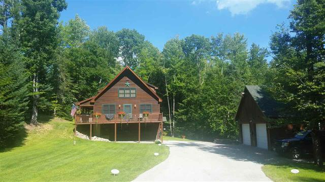 227 Mirror Lake Estates Dr, Whitefield, NH 03598