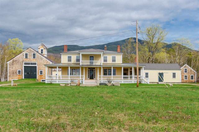 216 Whiteface Intervale Rd, North Sandwich, NH 03259