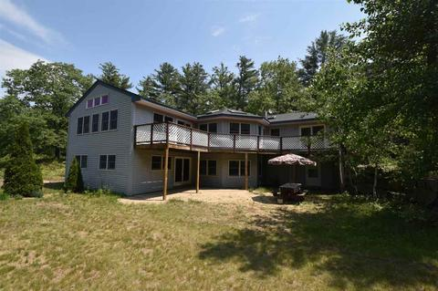 55 Weed Rd, Meredith, NH 03253 MLS# 4640406 - Movoto.com  X Custom Uo House Design on