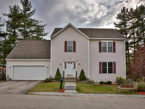 12 Courtney Ln, Nashua, NH 03062