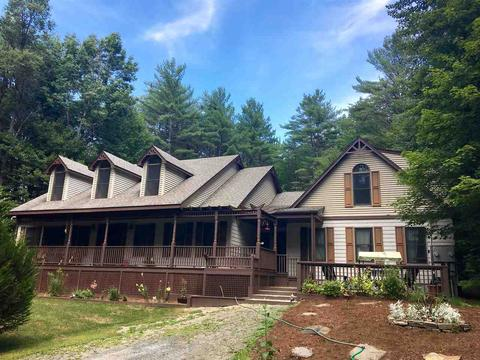 157 Hayward Rd, Plainfield, NH 03781