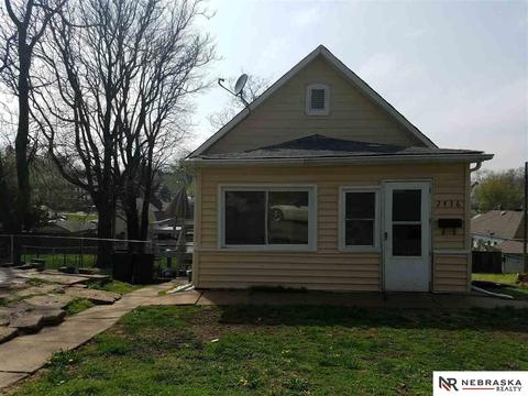 2436 S 20 Ave, Omaha, NE 68108. FOR SALE $59,000