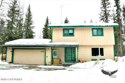 3405 Spruce Branch Dr, North Pole, AK 99705