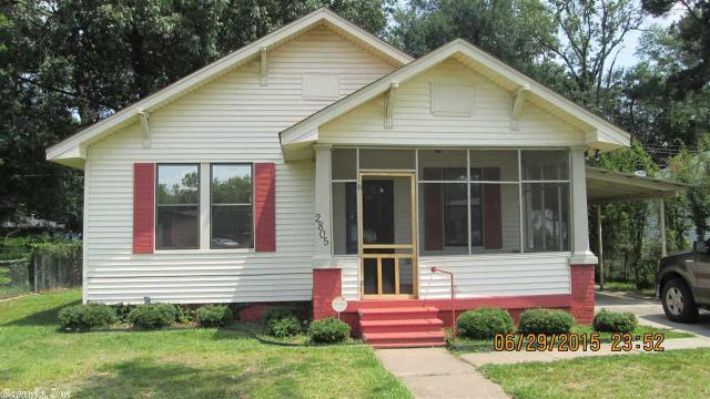 2805 W 27, Pine Bluff, AR