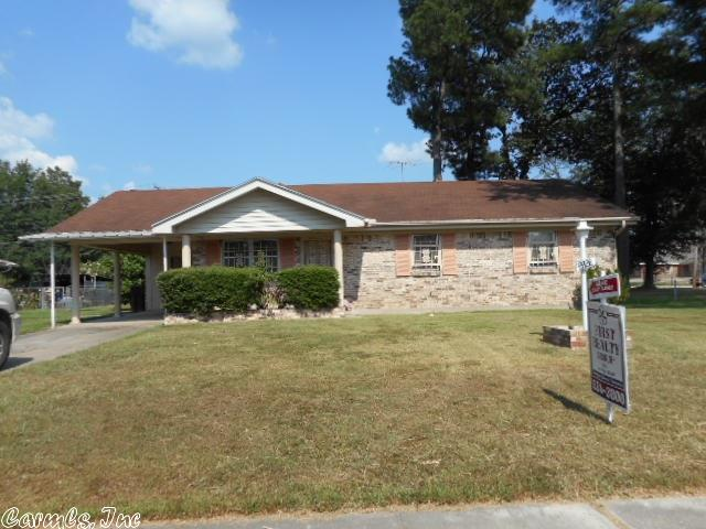 3107 Scott, Pine Bluff, AR