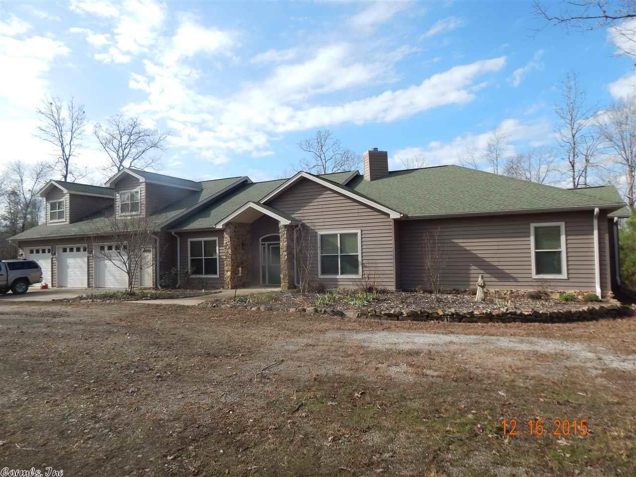 102 Winding Woods Trl, Bonnerdale, AR