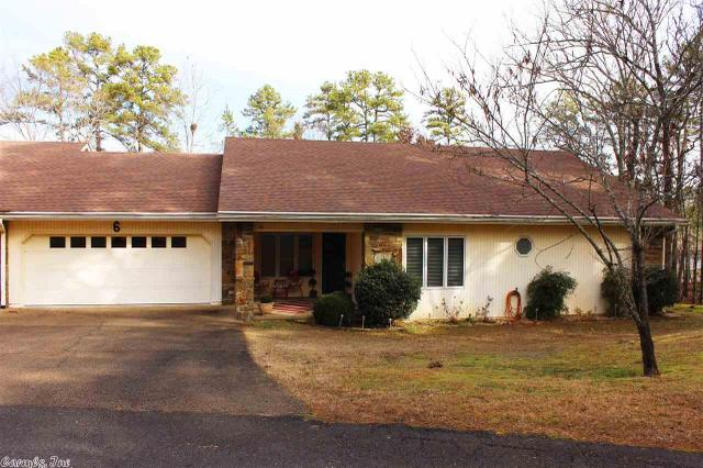 6 Lindsay Pl, Hot Springs Village AR 71909