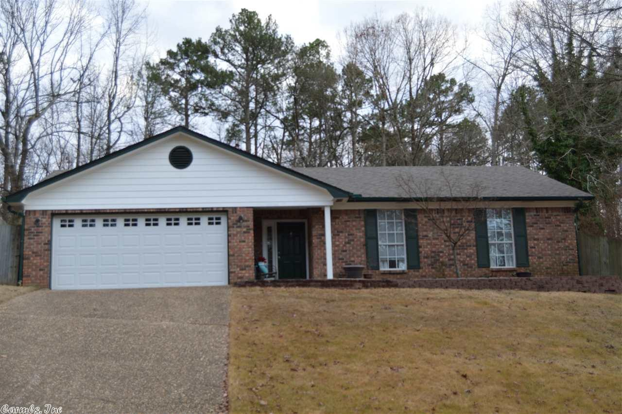 13205 Laurel Oaks Dr, Little Rock, AR