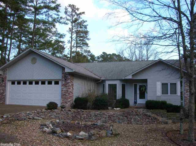 46 Ferdinand Way, Hot Springs Village AR 71909