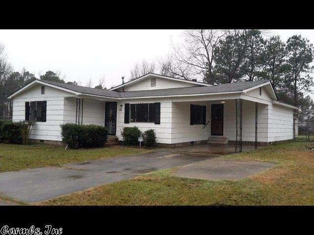 1500 S Fir, Pine Bluff, AR