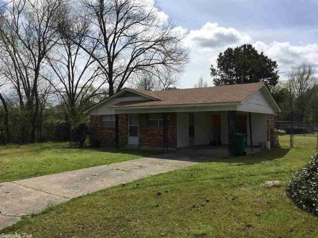 2614 W 14, Pine Bluff, AR
