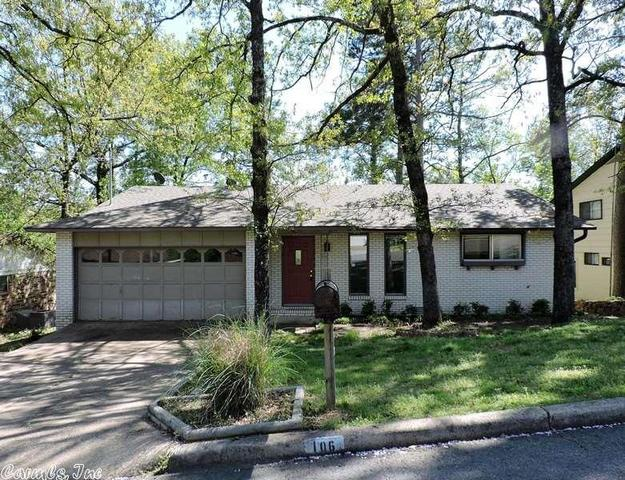 106 Southern Hills Dr, Hot Springs AR 71913