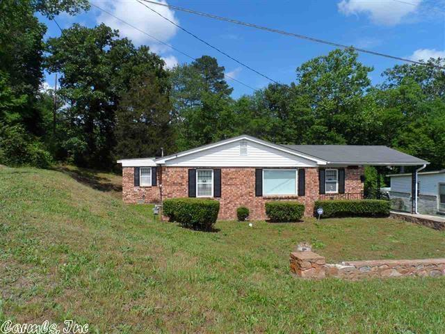 492 Crescent Ave, Hot Springs AR 71901