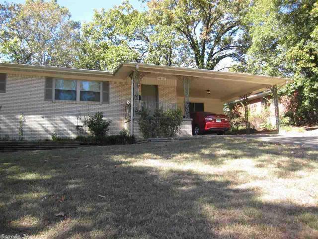 4519 Rosemont, North Little Rock, AR