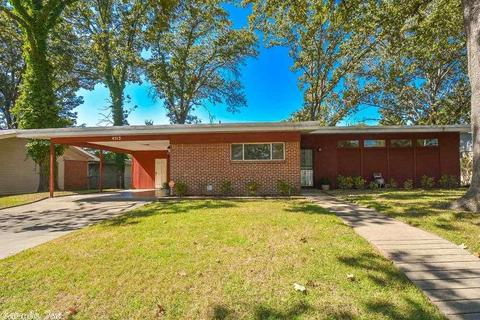 4513 Crestline, North Little Rock, AR 72116