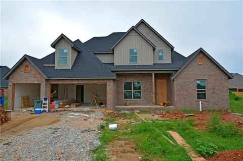 4607 W Waters Edge Dr, Rogers, AR 72758