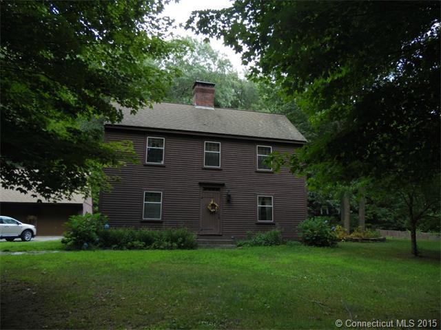 15 Paine District Rd, Woodstock CT 06281