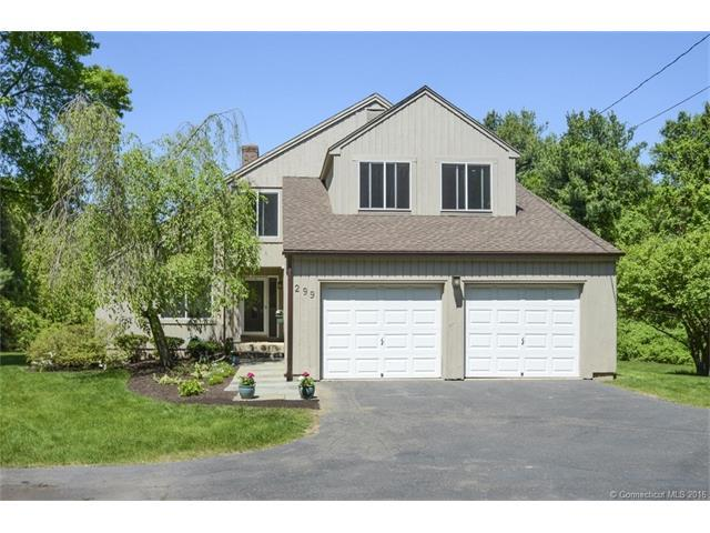 299 Old Farms Rd, Simsbury, CT