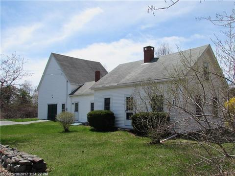 822 River Rd, Saint George, ME 04860
