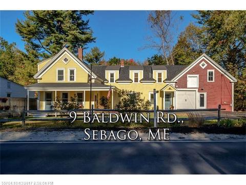 9 Baldwin RdSebago, ME 04029