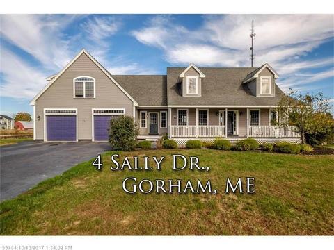 4 Sally DrGorham, ME 04038