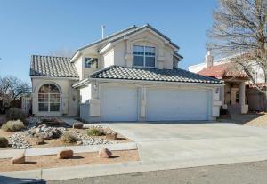 8425 Wilson Hurley Pl, Albuquerque NM 87122