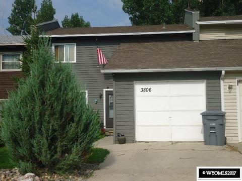 3806 Tyler St, Rock Springs, WY 82901