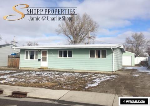 1945 Laramie Ave Casper Wy 82604